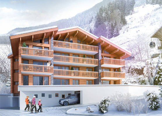 Apartment for sale in Châtel, 74390, France