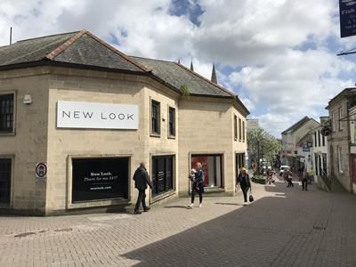 Thumbnail Retail premises to let in 90, Pydar Street, Truro, Cornwall