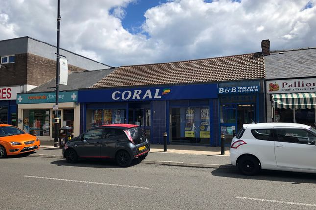 Thumbnail Retail premises to let in 21 St Lukes Terrrace, Sunderland