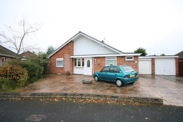 Thumbnail Detached bungalow for sale in Ince Crescent, Formby, Liverpool