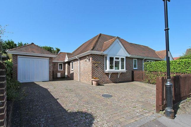 Thumbnail Bungalow for sale in Brookley Road, Brockenhurst, Hampshire