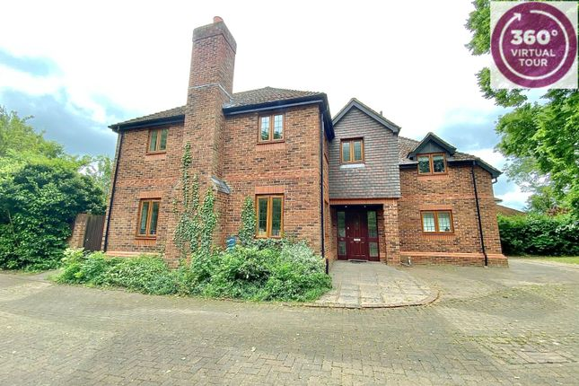 Thumbnail Detached house for sale in Willington Road, Cople