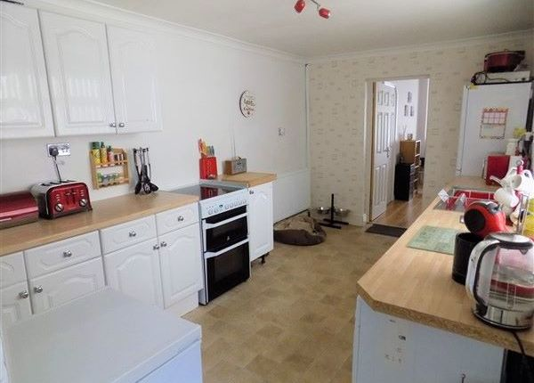 Thumbnail Terraced house for sale in Glandwr Street, Abertillery