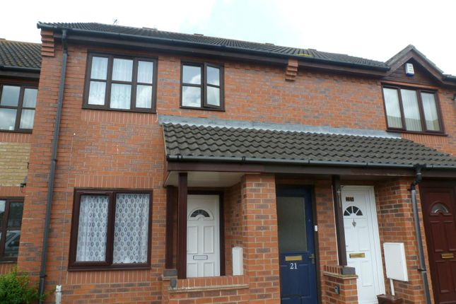 Thumbnail Flat to rent in The Croft, Lowestoft
