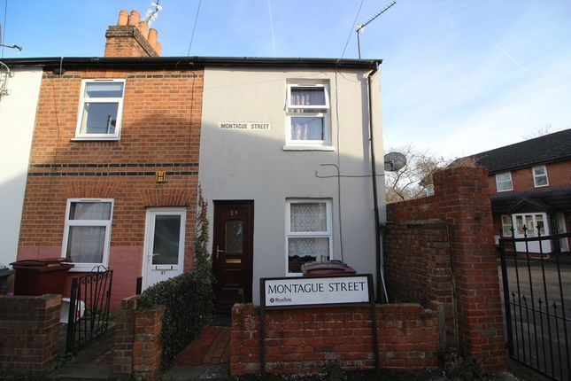 Thumbnail Terraced house to rent in Montague Street, Reading