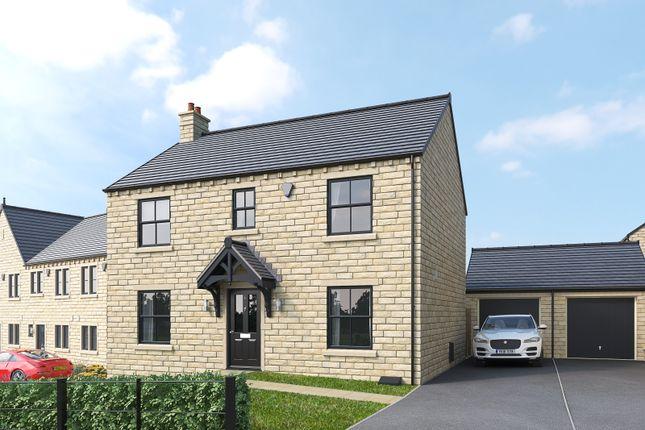 Thumbnail Detached house for sale in Meltham Grange, Meltham, Holmfirth