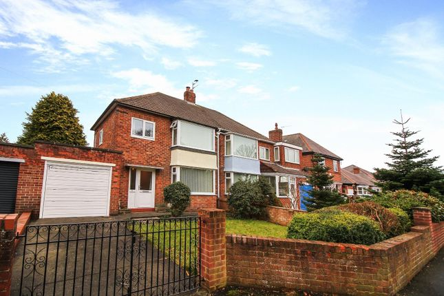 Bungalow to rent in Parkside, West Moor, Newcastle Upon Tyne NE12