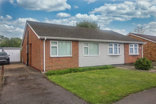Thumbnail Semi-detached bungalow for sale in Rectory Road, Tiptree, Colchester