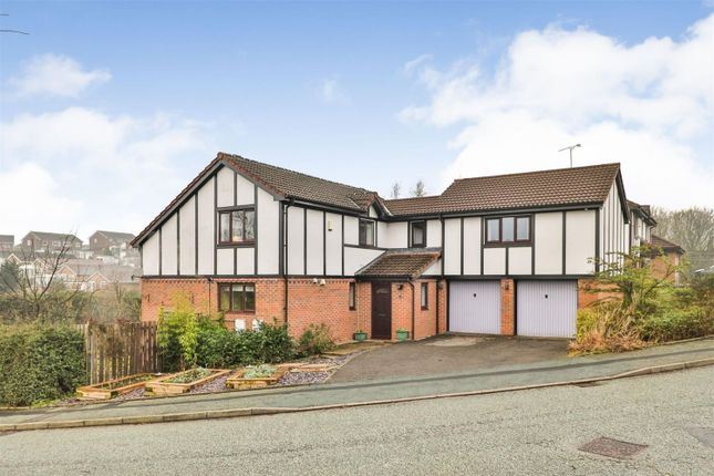 Thumbnail Detached house for sale in Starring Way, Bents Farm, Littleborough