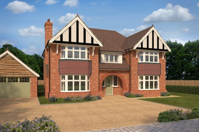 Thumbnail Detached house for sale in The Brambles, Dry Street, Basildon, Essex