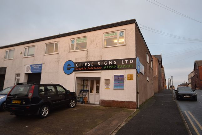 Thumbnail Office for sale in Shore Street, Barrow-In-Furness, Cumbria