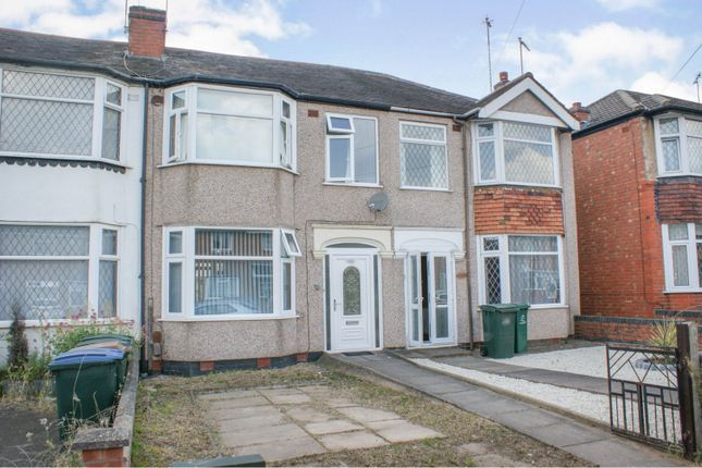 Terraced house for sale in Middlemarch Road, Coventry