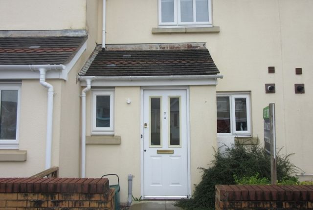 Thumbnail Terraced house to rent in Gelli Deg, Fforestfach, Swansea.