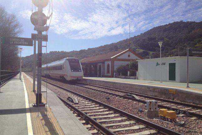 Rail Station of Gaucin, Malaga, Alameda, Málaga, Andalusia, Spain