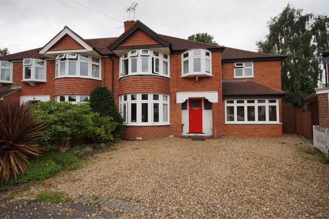 4 bed semi-detached house for sale in Salcombe Drive, Earley, Reading, Berkshire