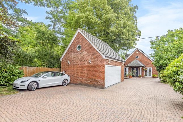 Thumbnail Detached house for sale in Harwell, Oxfordshire