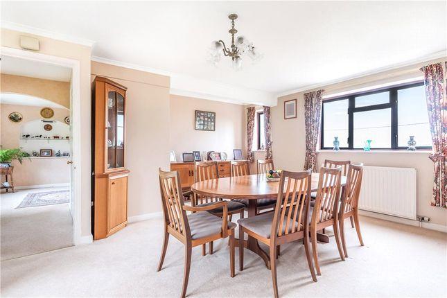Dining Room of Bratton Seymour, Wincanton, Somerset BA9