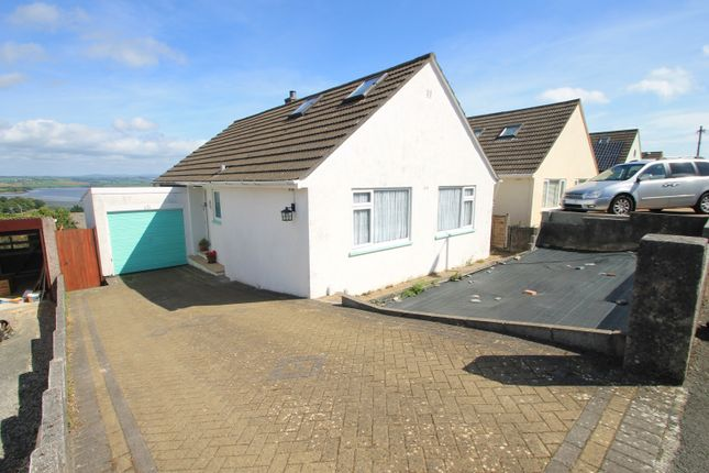 Thumbnail Detached bungalow for sale in Deer Park, Saltash
