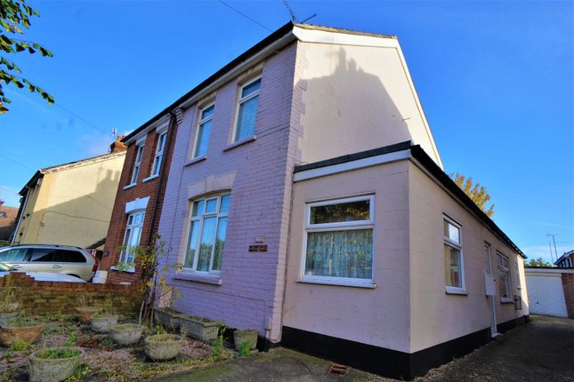 Thumbnail Semi-detached house for sale in Twydall Lane, Gillingham, Kent
