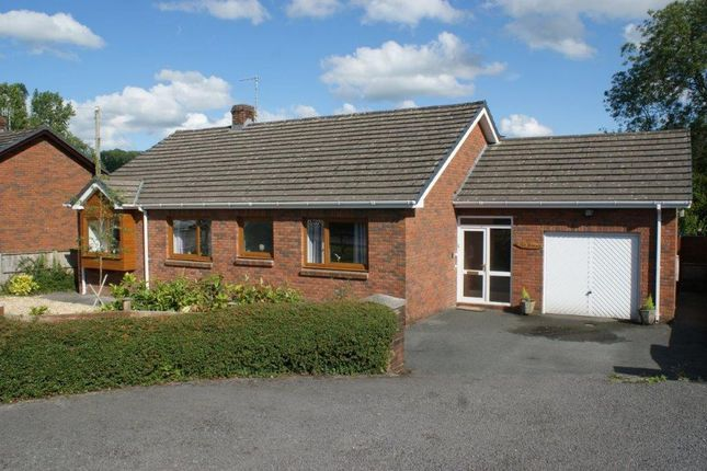 Thumbnail Detached bungalow for sale in Pontwelly, Llandysul, 4Rp