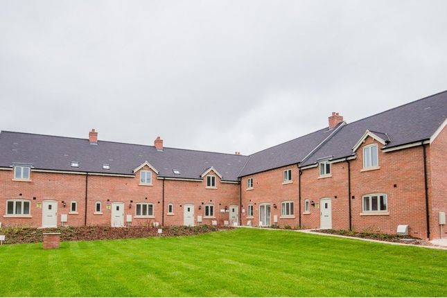 "Thumbnail Mews house for sale in ""Blythe"" at The Priory, Stafford"