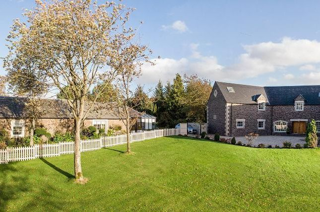 Thumbnail Detached house for sale in Millpond House, Greenloaning, Perthshire, Scotland