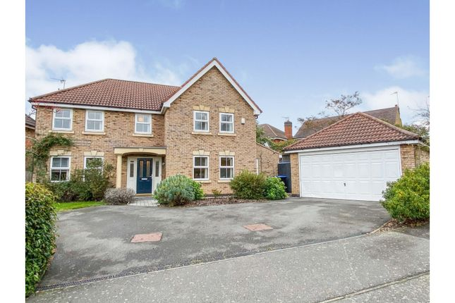 5 bed detached house for sale in Weare Close, Billesdon LE7