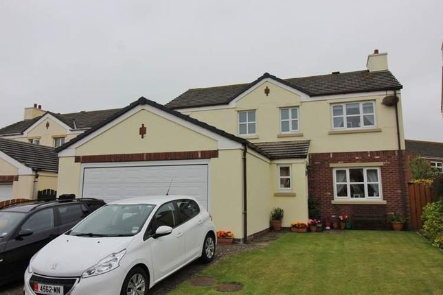 Thumbnail Detached house to rent in 4 Abbots Close, Ballasalla
