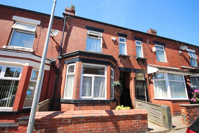 Thumbnail Terraced house to rent in Gordon Road, Eccles, Manchester