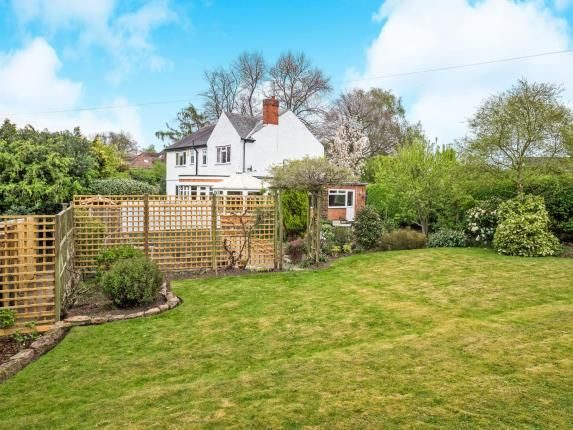 Thumbnail Detached house for sale in Valley Road, Radcliffe-On-Trent, Nottingham