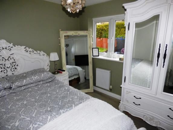 Bedroom Two of Clough Field Close, Whaley Bridge, High Peak, Derbyshire SK23