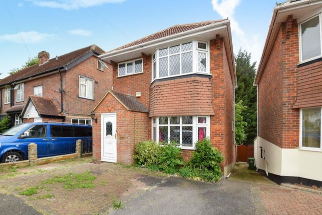 Thumbnail Detached house to rent in Hampden Road, High Wycombe