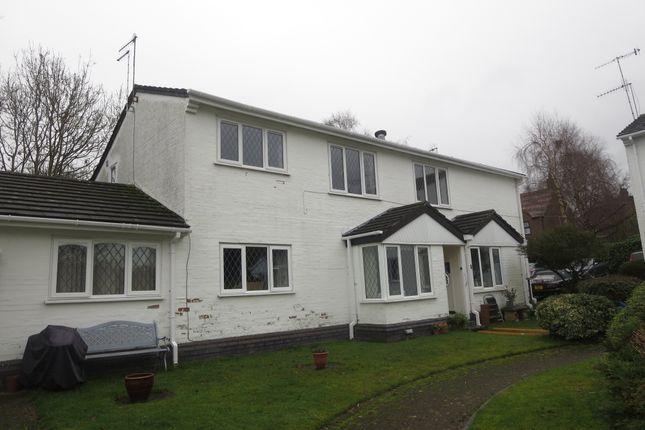 Thumbnail Flat for sale in Castleridge, Newcastle, Staffordshire