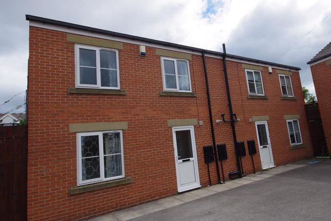 Thumbnail Terraced house to rent in Langton Close, Sunderland, Tyne And Wear