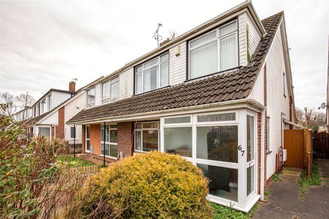 3 bed semi-detached house for sale in Deerhurst, Yate, Bristol BS37