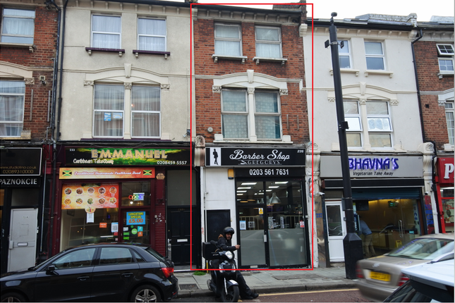 Thumbnail Retail premises for sale in High Road, Willesden