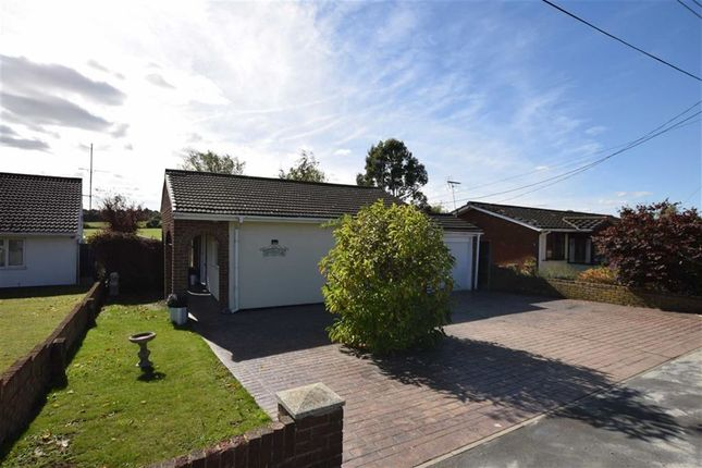 Thumbnail Detached bungalow for sale in Woodlands Drive, Fobbing, Essex