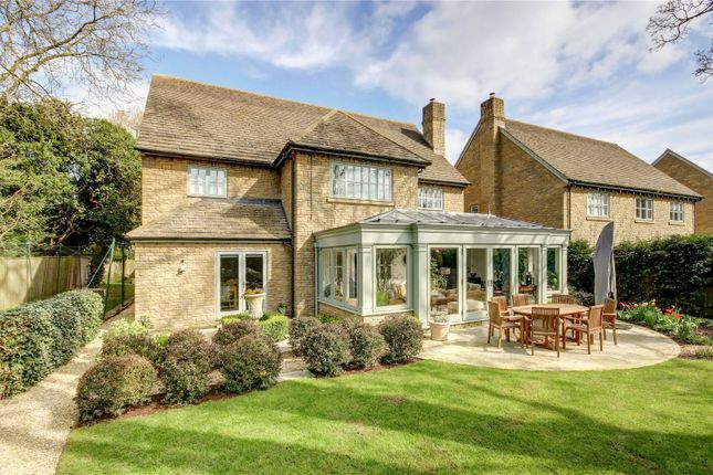 Thumbnail Detached house for sale in Abingdon Road, Cumnor, Oxford