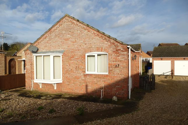 Thumbnail Detached bungalow to rent in Monks Road, Swineshead, Boston
