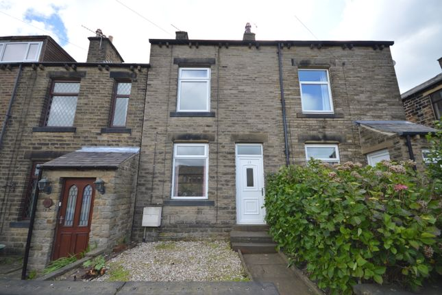 3 bed terraced house to rent in Station Road, Skelmanthorpe, Huddersfield, West Yorkshire HD8