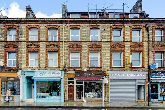 External of Green Lanes, London N16