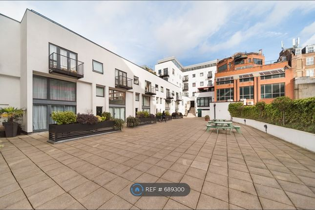 Thumbnail Terraced house to rent in Dickens Mews, London