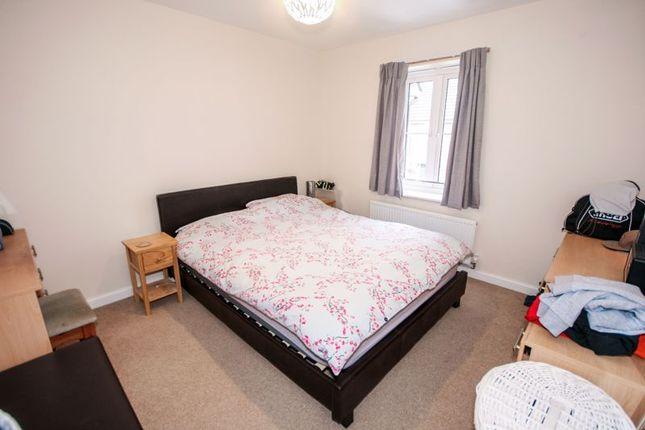 Bedroom One of Peploe Way, Bridgwater TA6