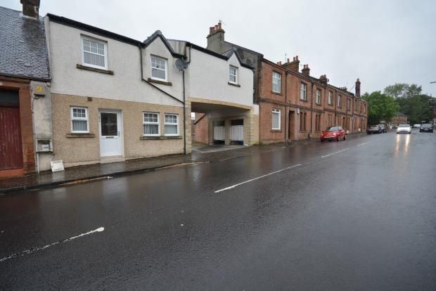 Thumbnail Town house for sale in Loudoun Street, Mauchline