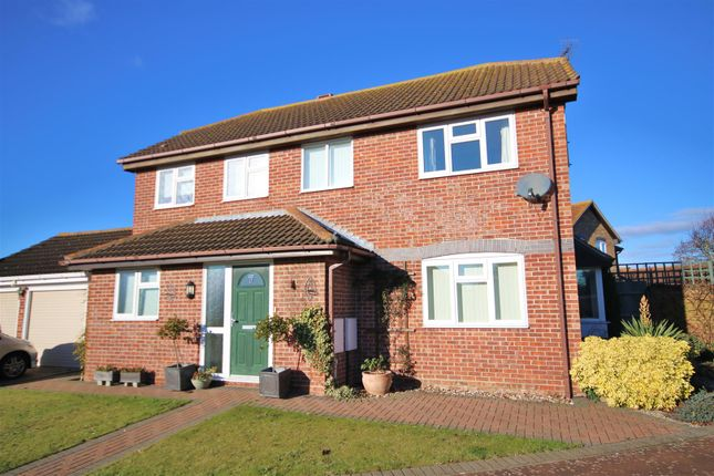 Thumbnail Detached house for sale in Sunningdale Way, Kirby Cross, Frinton-On-Sea