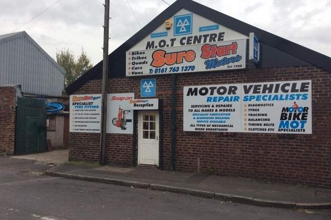 Thumbnail Parking/garage for sale in Unit 1 James Street, Bury