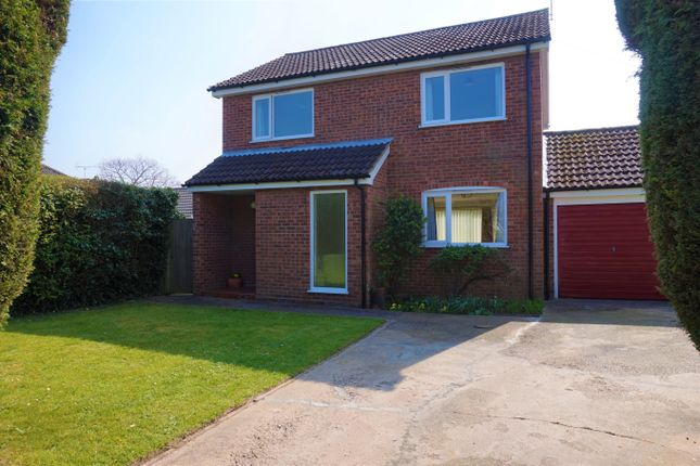 Thumbnail Detached house for sale in Englands Road, Acle, Norwich
