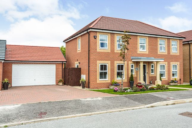 Thumbnail Detached house for sale in Redwood Boulevard, Blackpool, Lancashire