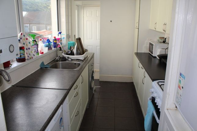 Thumbnail Terraced house to rent in 5 King Street, Treforest