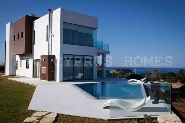 Thumbnail Villa for sale in Sea Front, Sea Caves, Paphos, Cyprus